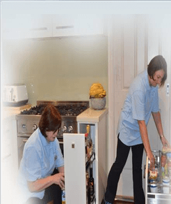 2-ladies-packing-kitchen