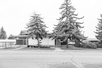 Ebenezer United Church. Photographed by Hilary McDonald. Do not Reproduce.