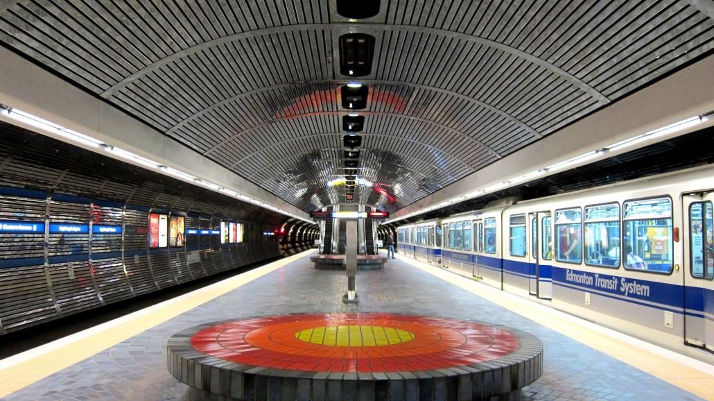 Bay/Enterprise Square Station. Photo by Michael Chu.