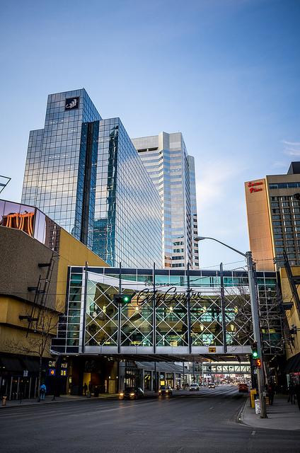 """City Centre Pedway"" Photo by Flickr user Kurt Bauschardt © March 29, 2012 Creative Commons License - https://www.flickr.com/photos/kurt-b/6884864878/"
