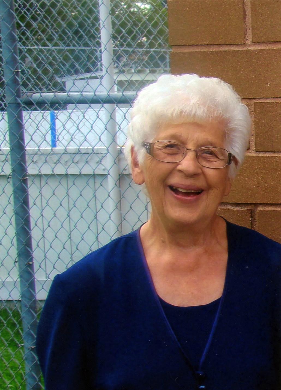 Elsie Henderson, 2012. Image courtesy of Gae Jensen.