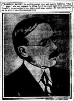 James Watson - did he murder Felicia Graham?