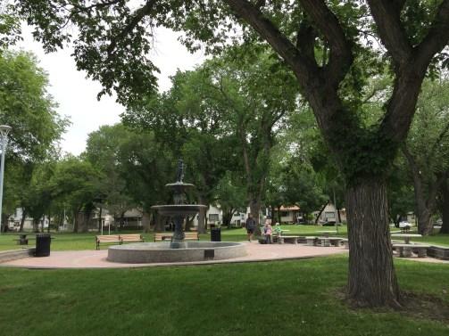 Giovanni Caboto Park. Image courtesy of Adriana A. Davies.