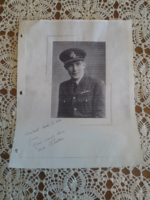 A dapper young serviceman. Photo by D.Metcalfe-Chenail