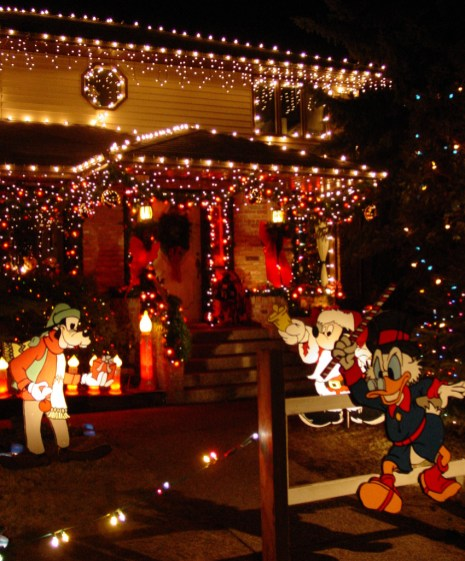 """""""Candy Cane Lane"""" Photo by Flickr user jmv © December 28, 2005 Creative Commons License - https://flic.kr/p/8mTrc"""