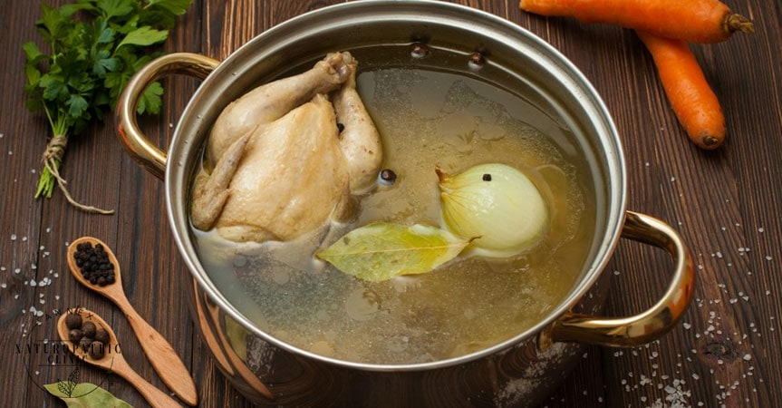 health benefits of collagen chicken soup | Annex Naturopathic Clinic Toronto Naturopathic Doctor in the Annex