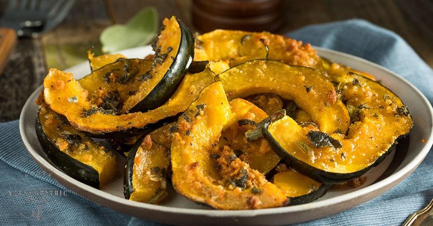 Healthy acorn squash dish | Annex Naturopathic Clinic | Toronto Naturopathic Doctors