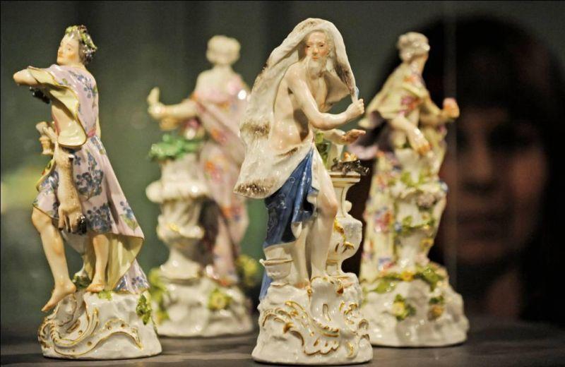 Seltenes Meißner Barock-Porzellan wird erstmals öffentlich in Köln gezeigt