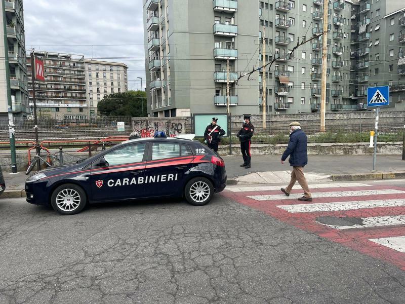Carabinieri di Sesto San Giovanni-2