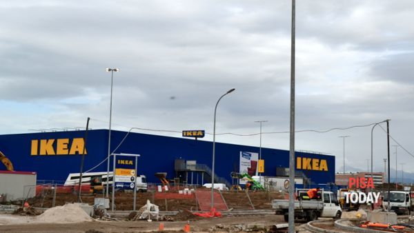 Visita Ikea Pisa