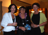 Wendy Swan, Vicki McMullin and Bronwyn Johnston