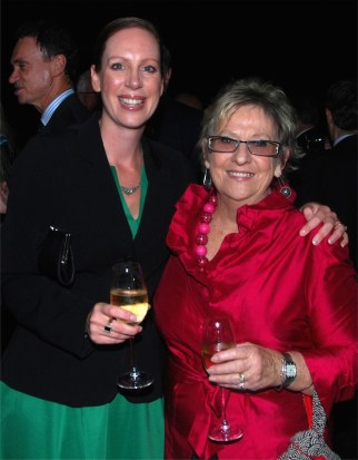 Victoria Parkes and Anita McIntyre