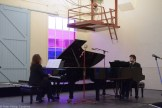 CIMF 2014 - Con03 The Pianist. Tamara-Anna Cislowksa, Adam Cook.
