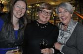 Denyl Cloughley, Joan Kennedy and Lyn Adams