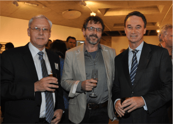 Peter O'Keeffe, Mark Love and Paul Cooke948