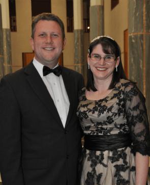 David and Katrina Freudigmann