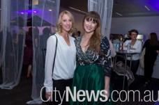 Katarina Slavich and Mia Carr