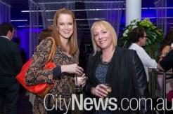 Kristen Porter and Kirsten Hammond