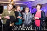Sharon Hart, Jenny Bartlett Anne Gowen and Jan Simpson