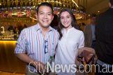 Michael Liu and Sophie Mayhew