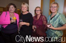 Kylie Bourne, Sofia Majewski, Julia Ashton-Sayers and Leanne Blackley