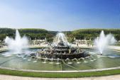 Versailles lantonafountain