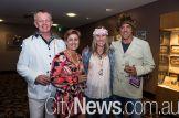 Michael Battenally, Louise Hanlon, Jo Whithear and Buck Rogers