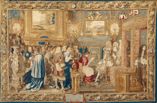 Versailles tapestry