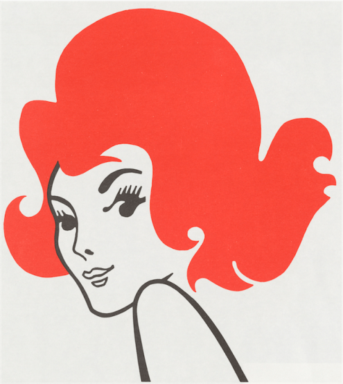 That redhead of matches fame.