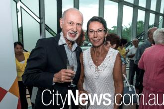 Maryann and Tony Cassar