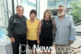 Steve and Dolores Ujdur, Marion Kelly and Cliff Lee