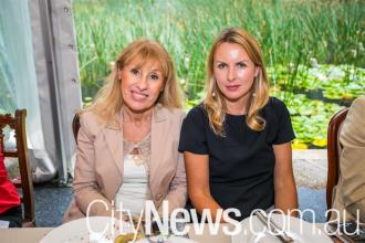 Anna Rita Tamponi and Svetlana Sharapa Zazo