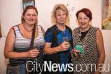 Carolyn Watt, Kym Hawes and Sue Stewart