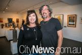 Catherine Drinan and Paul Richardson