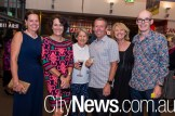 Chris Reid, Cherie Whan, Jane McCallum, Peter Haynes, Dorrie and Peter Downs