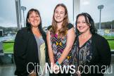 Janinne Monger, Melinda Green and Cara Lakey