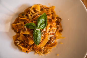 Pasta with ragu-2