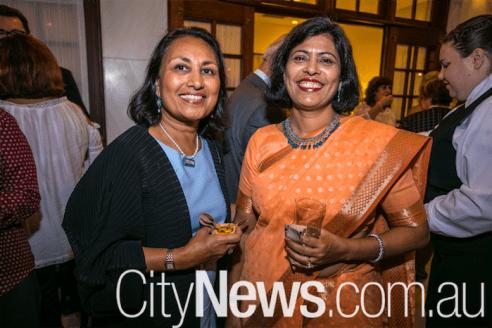 Rashmi Zimburg and Varsha Gondane