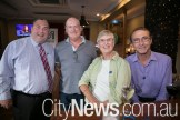 Ryan Wilson, Steve Conroy, Julie Finch-Scally and Kic Scally