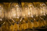 Wine4s glasses at the Pop Inn.