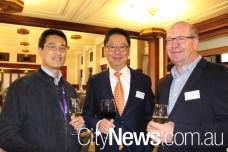 Jianfeng Xue, Andrew Ng and Graeme Shaw