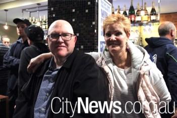 Steve French and Sue Washington