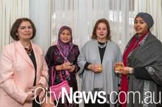 Zeina Abdulhadi, Norzanah, Omneya Negm and Reham El Nazir