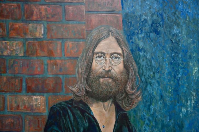 John Lennon by Greg Devenny-Mackay.