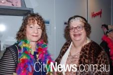 Donna Lemon and Julie Kesby