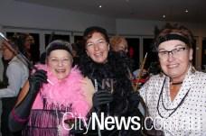Julie Chynoweth, Janet Olsen and Elly McGinness