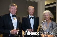 Kevin Paule, Anker Brodersen and Karlie Crews