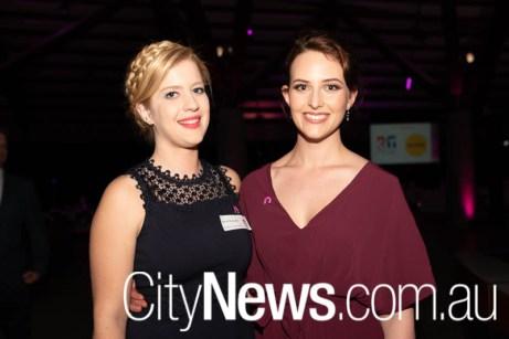 Rachel Thomson and Amy Pyett