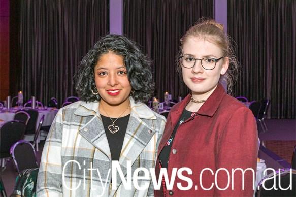 Shaheni Fonseka and Hannah De Raadt