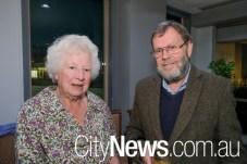Susan Reynolds and John Tucker